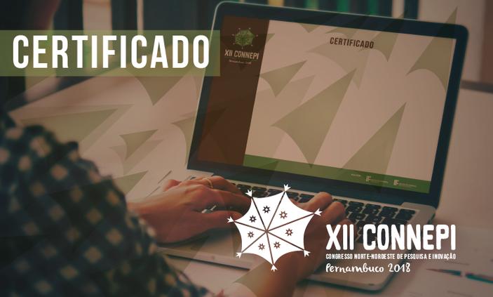 Certificados de participantes do XII Connepi já estão liberados