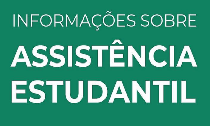 DAE emite comunicado importante sobre programas de Assistência Estudantil