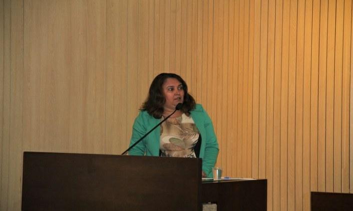 Em audiência pública, reitora do IFPE faz novo alerta sobre os riscos do corte orçamentário