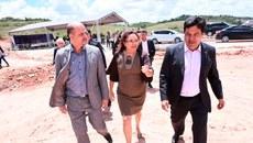 Reitora do IFPE recebe o ministro da Educação