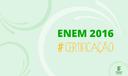 Certificação ENEM 2016
