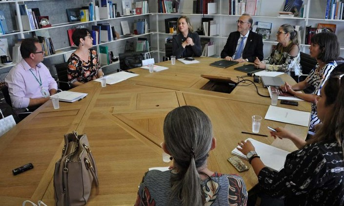 IFPE firma novos acordos de mobilidade internacional