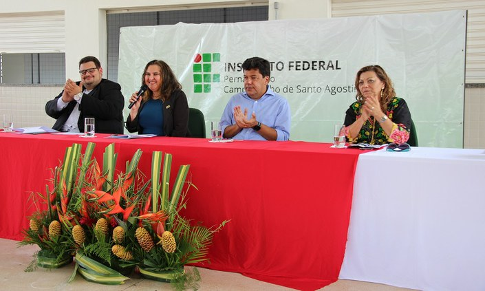 IFPE inaugura sede definitiva do Campus Cabo de Santo Agostinho