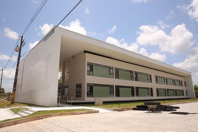Inauguração Centro de Pesquisa