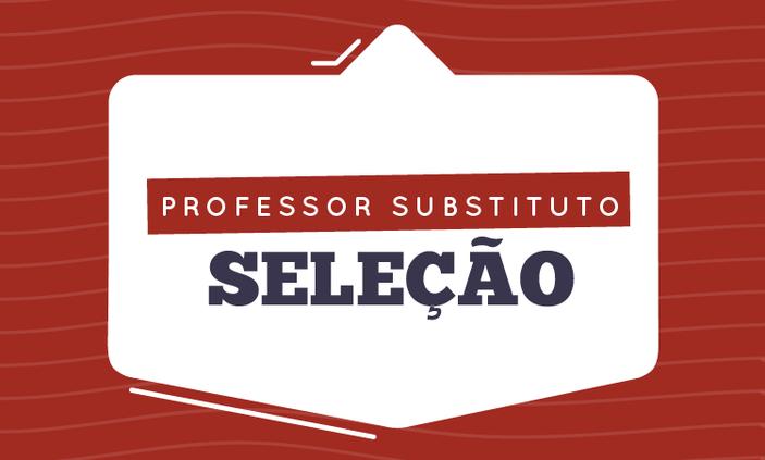 IFPE - Paulista abre seleção para professor substituto