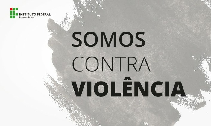 IFPE se solidariza com vítimas de violência