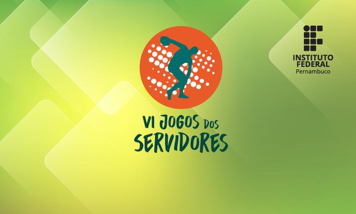 Inscrições abertas para os Jogos dos Servidores