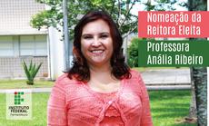 Anália Ribeiro foi eleita com 53,9% dos votos