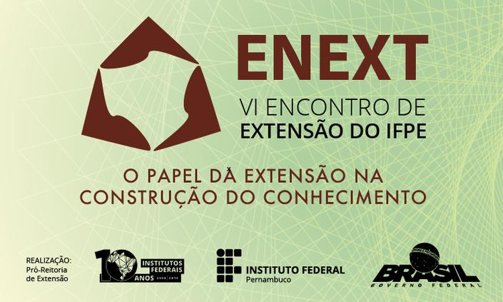 Proext divulga programação do Enext 2018