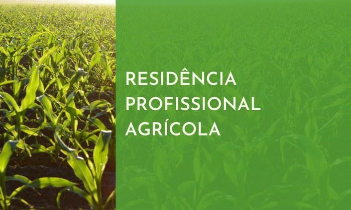 Residência Profissional Agrícola: estudantes a um passo para o mercado de trabalho