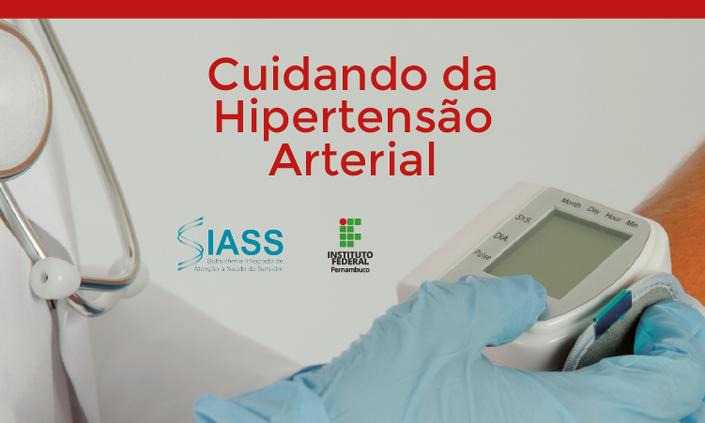 SIASS recomenda cuidados com a hipertensão arterial sistêmica (HAS)
